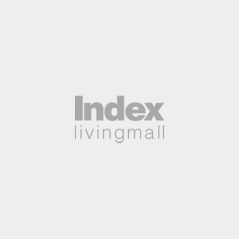 ROSABELLA Bàn Góc 55x55x56.5 cm Màu Trắng
