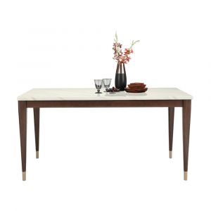 PERSEO Marble dining table 150 cm. WT