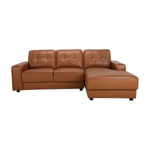 Sofa Góc L/Trái RALPH Màu Nâu