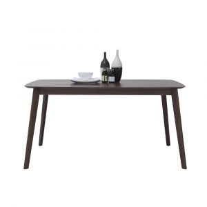 FIONA/P Wood dining table  150x90 cm WN