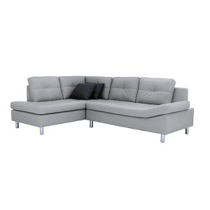 Sofa Góc L/Phải OVIRA Màu Xám