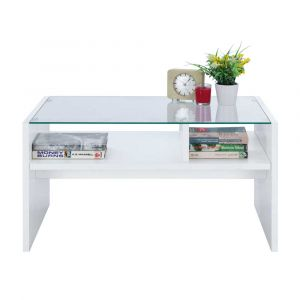 H-BRIGHT -P Coffee Table 75cm WT