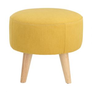 DYLAN Fabric stool R NO#17 YL