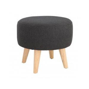 DYLAN Fabric stool R NO#27 DGY