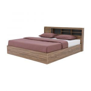 CO-SPENCER Bed 5 FT. TBN/TGY