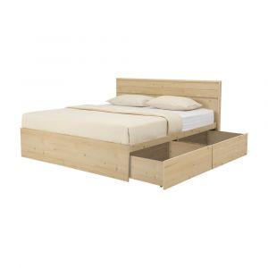 SAPPORO Bed 5ft. BLP