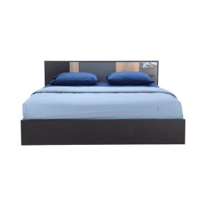HARSH -P Bed 6ft BKBN/CMO