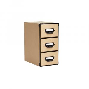 CARGO 3 Drawer Vertical Box