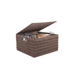 BARTIS Basket 40x38x21cm. BN