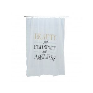 GODY Shower curtain 180x180cm. WT