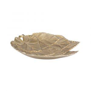 LEAFERA Leaf decorative dish BS
