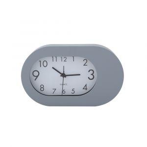 ALBIN Alarm clock 21x4.7x12.6cm GY