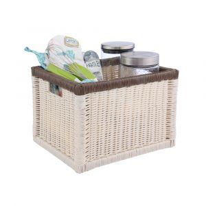 BESTO Basket 33x27x22.5 CR/BN