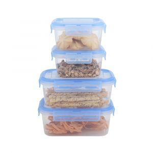 SUPER LOCK Food container 8pcs/set SB