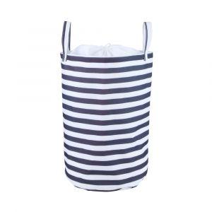 HYLEEN Laundry basket D34x52cm DBL/WT