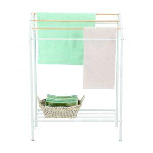 DOREEN Towel rack 60x26x83cm WT