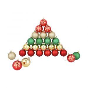 MERRYXMAS Ornament balls 30 pcs/set MTC