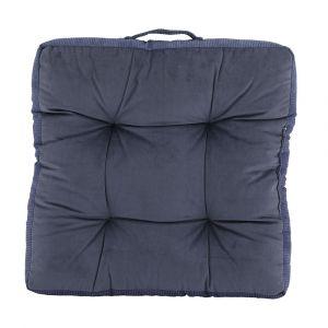 SIRINA Seat pad 45x45x8cm BL
