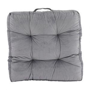 SIRINA Seat pad 45x45x8cm GY