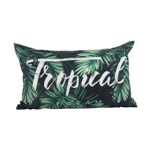 GREENIE-TROPICAL Cushion 30x50cm DGN
