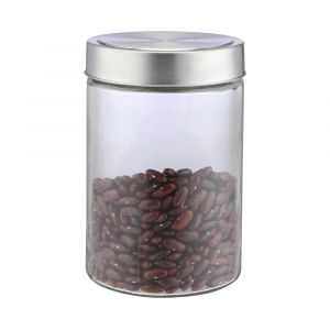 TOMII Canister with lid 1250ml CG/SV