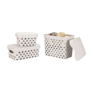 DAMIAN Storage box 6pcs/set LGY