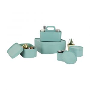 DANIELLE Storage box 9pcs/set GN