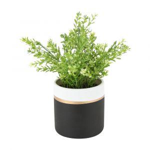 PITO Plant in pot GN/BK