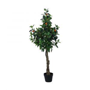 ORANGI Orange tree w/pot H130cm GN