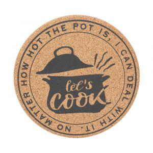 LETCOOK Pot stand 19x1cm. NT