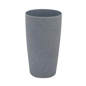SANTOSO Plastic plant pot 32x32x56cm LGY