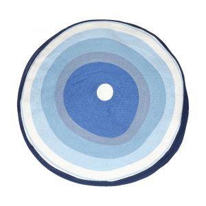 STONIE-WOODA Cushion Dia45xH5cm BL