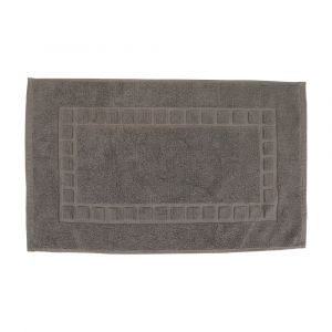 FRAMMO TOWEL RUG 17X28 inch DGY