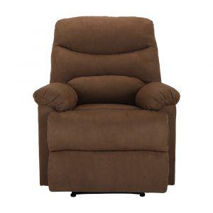 RILEY Fabric manual recliner 1/S BN