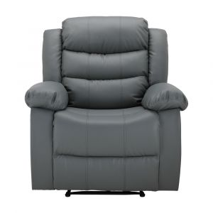 LEMMA PVC manual recliner 1/S GY