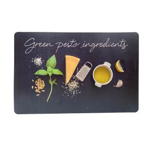 INGREDIENTS Placemat 43.5x28.5cm MTC