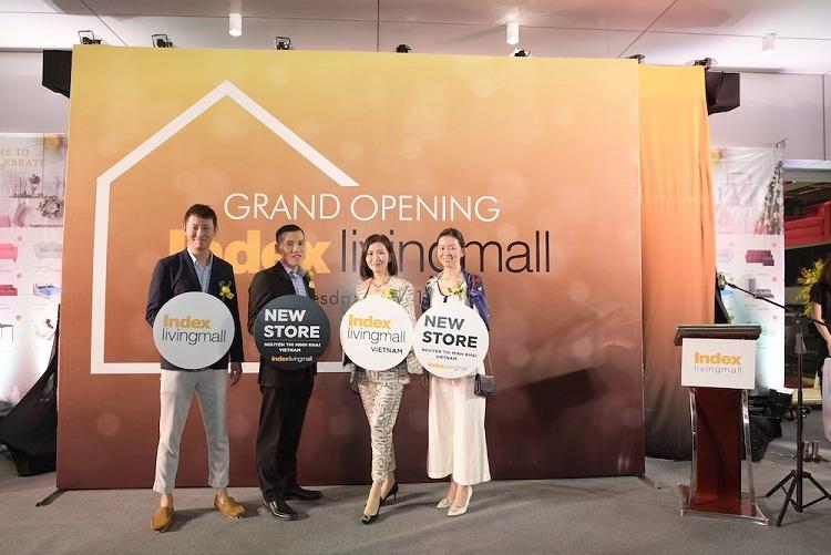 [Doanh nhân Sài Gòn] Index Living Mall trở lại Việt Nam với diện mạo mới